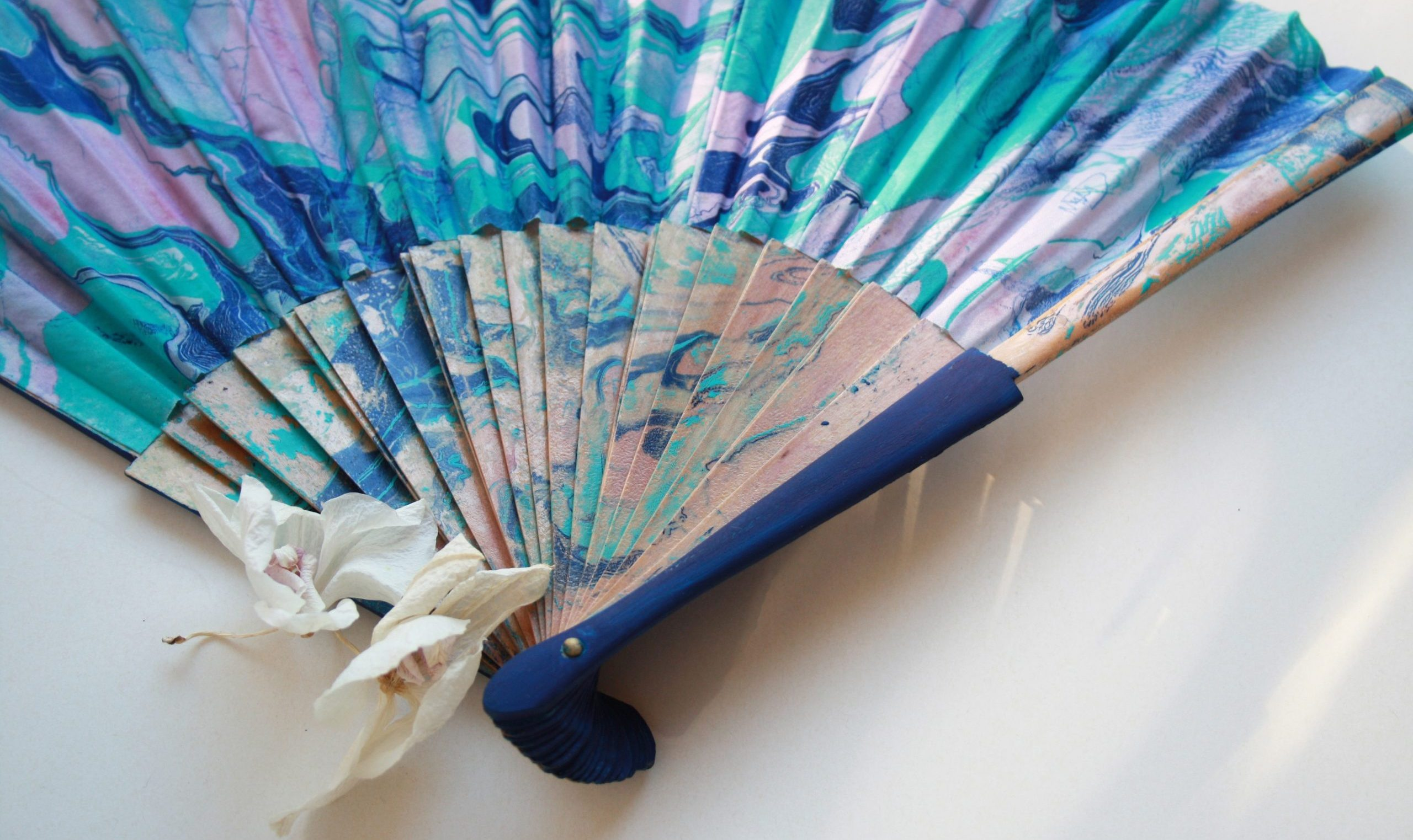 Marbled Fans